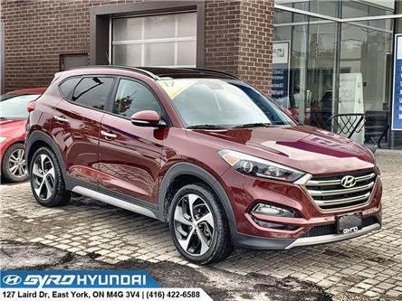 2017 Hyundai Tucson SE (Stk: H5632A) in Toronto - Image 1 of 29