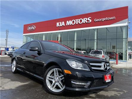 2013 Mercedes-Benz C-Class C 250 | H/K STEREO | PANO ROOF | 94,078KMS | 4 CYL (Stk: P13119) in Georgetown - Image 2 of 31