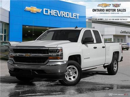 2017 Chevrolet Silverado 1500 WT (Stk: 203926AA) in Oshawa - Image 1 of 36