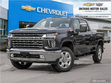2020 Chevrolet Silverado 2500HD LTZ (Stk: T0210738) in Oshawa - Image 1 of 19