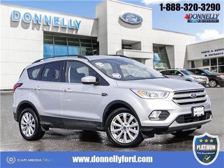 2019 Ford Escape SEL (Stk: DUR6402) in Ottawa - Image 1 of 28