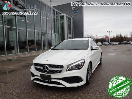 2018 Mercedes-Benz CLA 250 4MATIC Coupe (Stk: 14378) in Newmarket - Image 1 of 30
