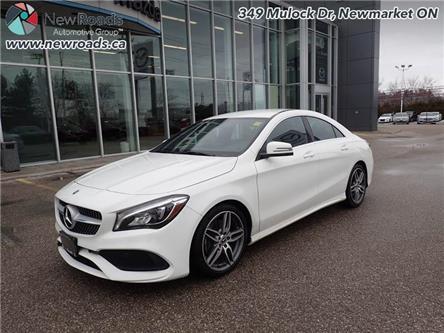 2018 Mercedes-Benz CLA 250 4MATIC Coupe (Stk: 14378) in Newmarket - Image 2 of 30