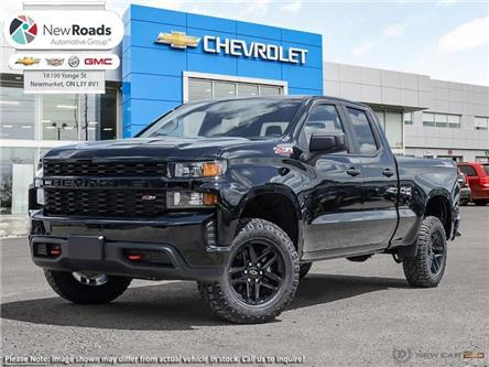 2020 Chevrolet Silverado 1500 Silverado Custom Trail Boss (Stk: Z238100) in Newmarket - Image 1 of 23