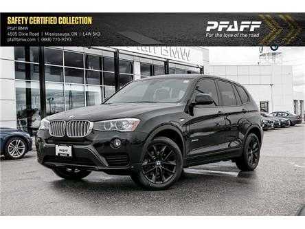 2016 BMW X3 xDrive28i (Stk: 23418A) in Mississauga - Image 1 of 37