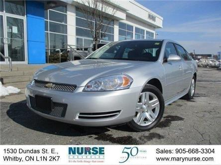 2012 Chevrolet Impala LT (Stk: 10X228A) in Whitby - Image 1 of 22
