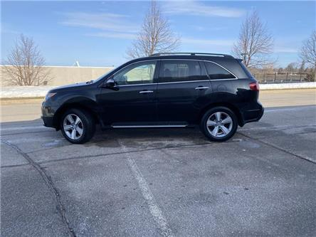 2013 Acura MDX Technology Package (Stk: B19221-2) in Barrie - Image 2 of 9