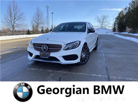 2016 Mercedes-Benz C-Class Base (Stk: B20057-1) in Barrie - Image 1 of 14