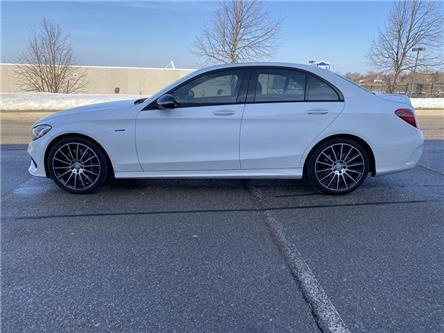 2016 Mercedes-Benz C-Class Base (Stk: B20057-1) in Barrie - Image 2 of 14