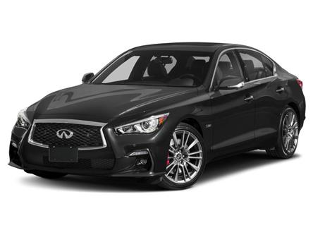 2020 Infiniti Q50 Red Sport I-LINE ProACTIVE (Stk: L288) in Markham - Image 1 of 9