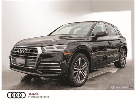 2020 Audi Q5 45 Progressiv (Stk: AU8004) in Toronto - Image 1 of 22