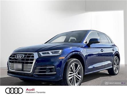2020 Audi Q5 45 Technik (Stk: AU8122) in Toronto - Image 1 of 22