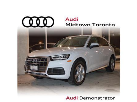 2020 Audi Q5 45 Progressiv (Stk: AU8003) in Toronto - Image 1 of 22