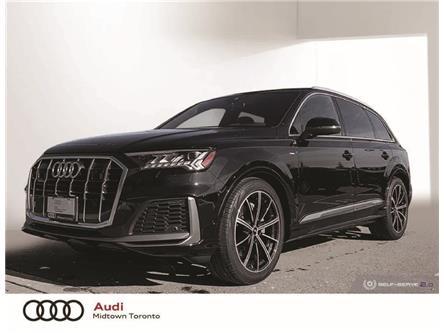 2020 Audi Q7 55 Technik (Stk: AU8470) in Toronto - Image 1 of 22