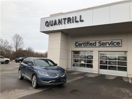 2018 Lincoln MKX Reserve (Stk: 20123A) in Port Hope - Image 1 of 16