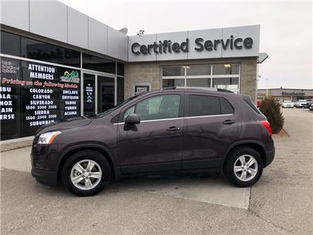 2016 Chevrolet Trax LT (Stk: 0B008A) in Blenheim - Image 1 of 20