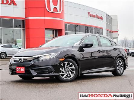 2016 Honda Civic EX (Stk: 3516) in Milton - Image 1 of 23