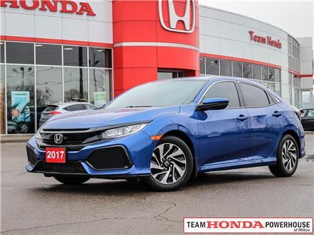 2017 Honda Civic LX (Stk: 3519) in Milton - Image 1 of 21