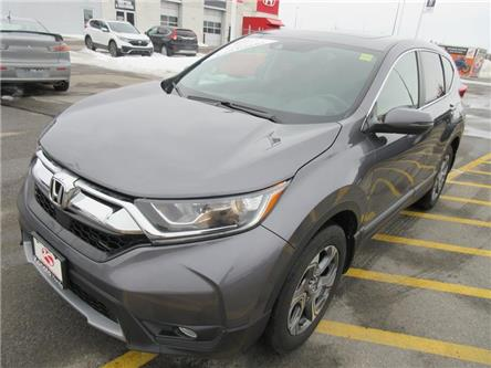 2017 Honda CR-V EX-L (Stk: K15653A) in Ottawa - Image 1 of 40