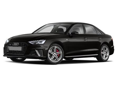 2020 Audi A4 2.0T Technik quattro 7sp S tronic (Stk: 53326) in Ottawa - Image 1 of 3