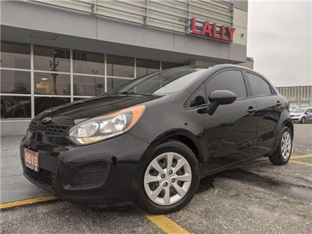 2015 Kia Rio LX+ (Stk: K3914A) in Chatham - Image 1 of 22