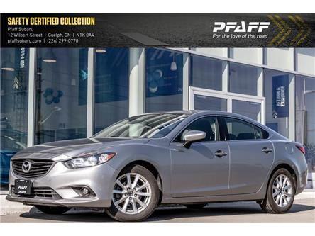 2014 Mazda MAZDA6 GS (Stk: S00501A) in Guelph - Image 1 of 22