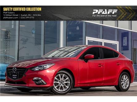 2015 Mazda Mazda3 GS (Stk: SU0164A) in Guelph - Image 1 of 22