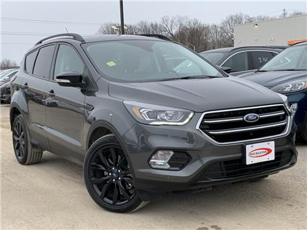 2019 Ford Escape Titanium (Stk: MT0513) in Midland - Image 1 of 20