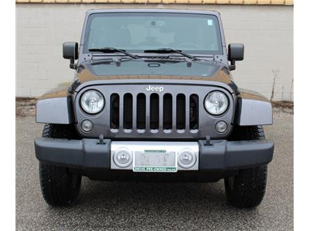 2014 Jeep Wrangler Unlimited Sahara (Stk: D0252) in Leamington - Image 2 of 21