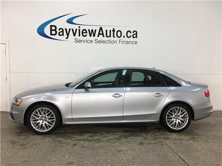 2016 Audi A4 2.0T Komfort plus (Stk: 36360W) in Belleville - Image 1 of 26