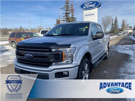 2018 Ford F-150 XLT (Stk: K-1221A) in Calgary - Image 1 of 25