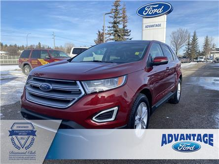 2017 Ford Edge SEL (Stk: T23207) in Calgary - Image 1 of 26