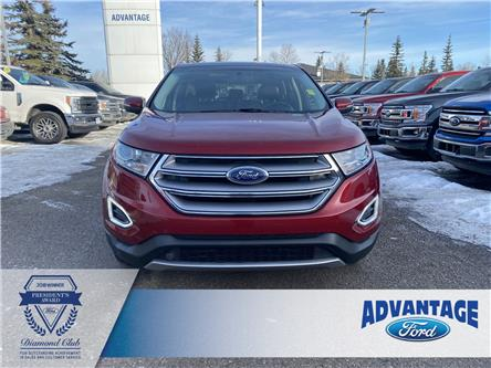 2017 Ford Edge SEL (Stk: T23207) in Calgary - Image 2 of 26