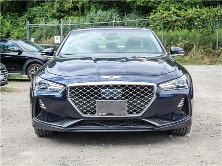 2019 Genesis G70 2.0T Advanced (Stk: GU0065) in Toronto - Image 2 of 26