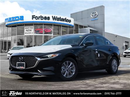 2020 Mazda Mazda3 GS (Stk: A6915) in Waterloo - Image 1 of 13