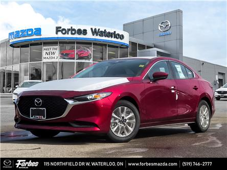 2020 Mazda Mazda3 GS (Stk: A6916) in Waterloo - Image 1 of 14