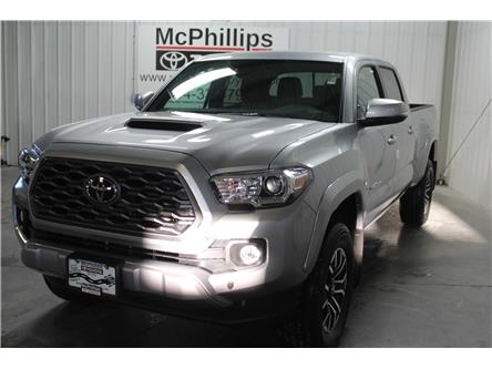 2020 Toyota Tacoma Base (Stk: X050831) in Winnipeg - Image 1 of 22