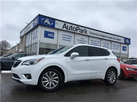 2019 Buick Envision Essence (Stk: 19-24651) in Brampton - Image 1 of 28