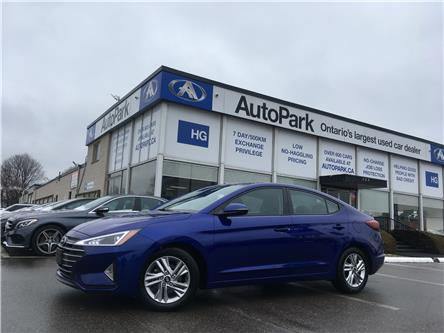 2020 Hyundai Elantra Preferred w/Sun & Safety Package (Stk: 20-03038) in Brampton - Image 1 of 23