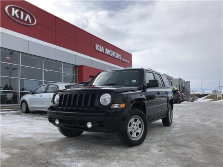 2014 Jeep Patriot Sport/North (Stk: 0SR9292A) in Calgary - Image 1 of 8