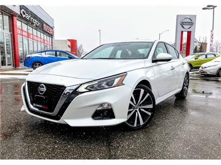 2020 Nissan Altima 2.5 Platinum (Stk: LN303979) in Bowmanville - Image 1 of 49