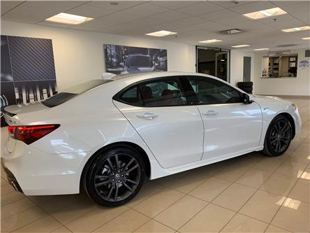2020 Acura TLX Tech A-Spec w/Red Leather (Stk: TX13220) in Toronto - Image 2 of 10