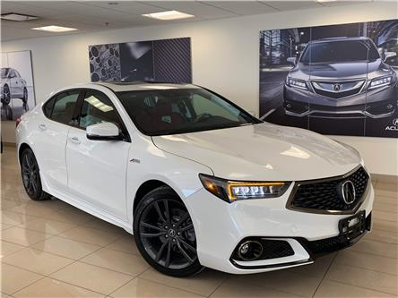 2020 Acura TLX Tech A-Spec w/Red Leather (Stk: TX13220) in Toronto - Image 1 of 10
