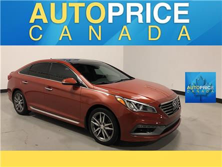 2015 Hyundai Sonata 2.0T Ultimate (Stk: W0879) in Mississauga - Image 1 of 29