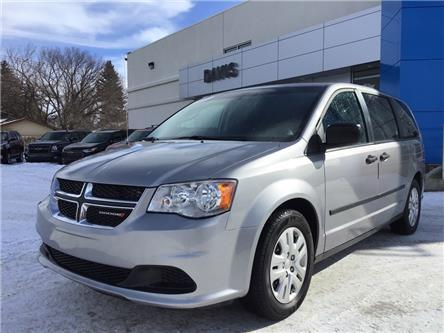2016 Dodge Grand Caravan SE/SXT (Stk: 179701) in Brooks - Image 1 of 19