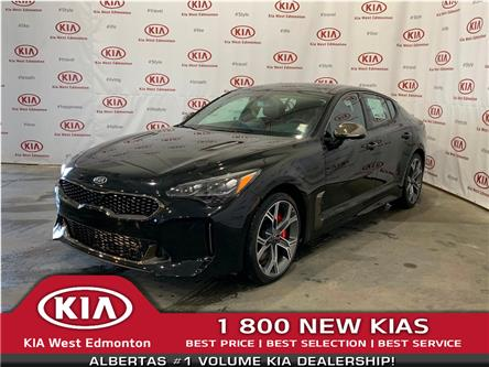 2020 Kia Stinger GT Limited w/Red Interior (Stk: 22234) in Edmonton - Image 1 of 39