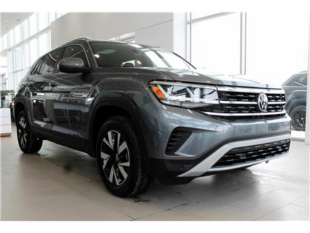 2020 Volkswagen Atlas Cross Sport 2.0 TSI Comfortline (Stk: 70078) in Saskatoon - Image 1 of 23