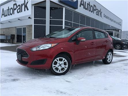 2015 Ford Fiesta SE (Stk: 15-09324JB) in Barrie - Image 1 of 23