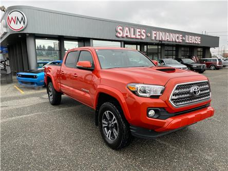 2016 Toyota Tacoma SR5 (Stk: 16-001097) in Abbotsford - Image 1 of 16