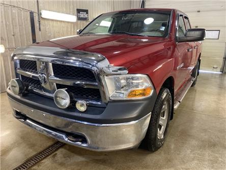 2010 Dodge Ram 1500 ST (Stk: KT138A) in Rocky Mountain House - Image 1 of 28